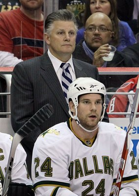 Marc Crawford was hired as Head Coach of the Dallas Stars on June 13, 2009, and is now coaching his fourth franchise.