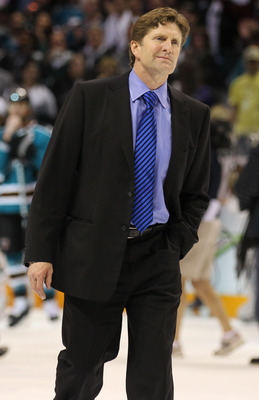 Mike Babcock was hired as coach of the Detroit Red Wings on July 15, 2005 and won the Stanley Cup in 2007-08.