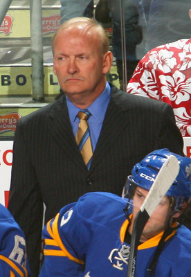Lindy Ruff was hired as coach of the Buffalo Sabres on July 21, 1997 and is currently the longest tenured coach in the NHL.