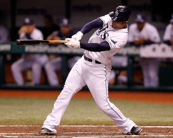 Although he couldn't break the Mendoza line this season, Pena will look to bounce back  in 2011.
