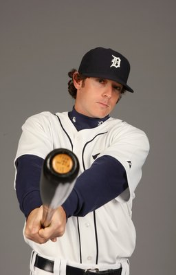 LAKELAND, FL - FEBRUARY 21:  Will Rhymes #66 of the Detroit Tigers poses for a portrait during Photo Day on February 21, 2009 at Joker Marchant Stadium in Lakeland, Florida. (Photo by: Nick Laham/Getty Images)