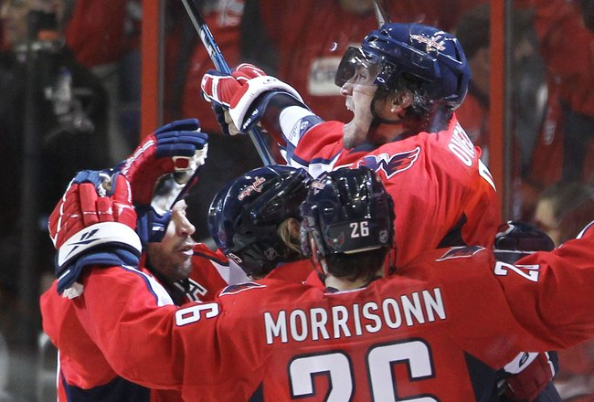 Washington Capitals: 10 Biggest Questions Facing the Team ...