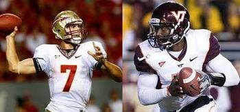 Christian Ponder and Tyrod Taylor have their teams positioned well in the ACC.