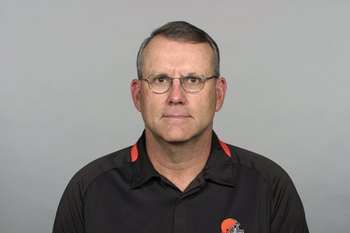 CLEVELAND - 2009:  Brad Seely of the Cleveland Browns poses for his 2009 NFL headshot at photo day in Cleveland, Ohio. (Photo by NFL Photos)