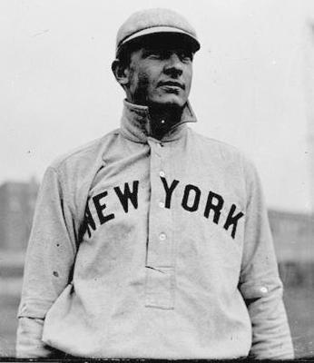 One of the all-time greats, Mathewson could twirl it in the postseason, too.