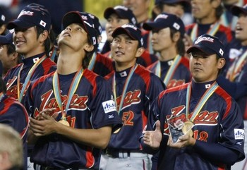 Yu Darvish (left) and Daisuke Matsuzaka (right)