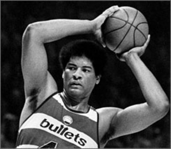 The legendary Wes Unseld