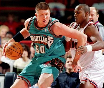 """Big Country"" Bryant Reeves"
