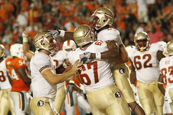 "The ""Noles have looked impressive of late and that doesnt figure to change anytime soon"