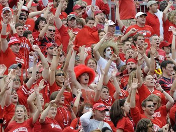 Can Wisconsin's fans make reservations in January for the BCS championship game?