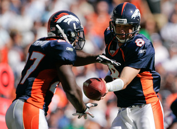 Kyle Orton's play action has been a great tool for Denver's offense.