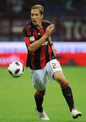 Ambrosini has been in Serie A since 1995.