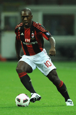 Clarence Seedorf made his Serie A debut August 27, 1995 with Sampdoria.