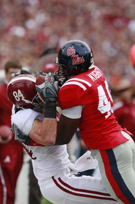 If Ole Miss has a chance, it'll be the Rebel D that makes the difference.