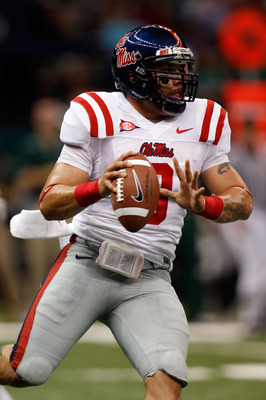 Masoli can be a game-changer for Ole Miss.