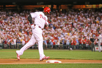 Ryan Howard's Homer beats Giants