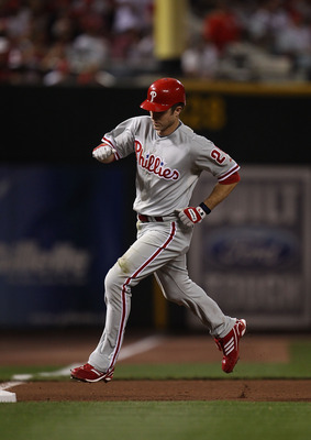 Chase Utley gets three hits in game 6