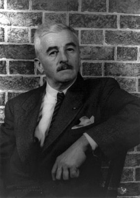 William Faulkner was a scholar but knew how to hold down his liquor.