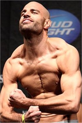 Ultimate Fighter Season 9 Winner James Wilks looks for another victory in the UFC