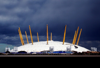 The O2 Arena should be jam-packed with some rabid fans
