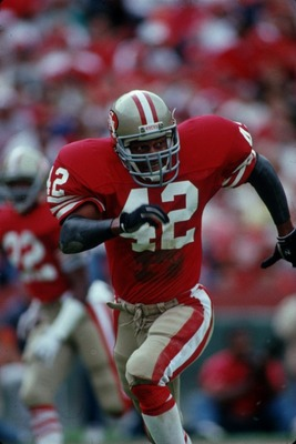Ronnie Lott Helped Lead The 49ers To Four Super Bowl Wins