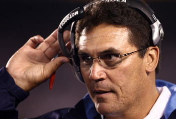 Chargers Defensive Coordinator, Ron Rivera
