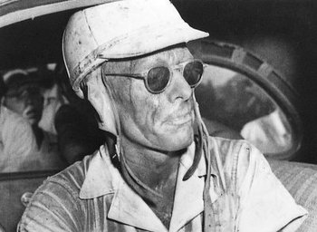 Red Byron won NASCAR's inaugural championship in 1949.