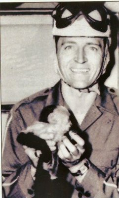 Tim Flock came from a family of great drivers, and is still the only driver to compete with a monkey as a copilot.
