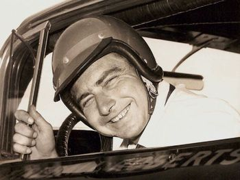 Fireball Roberts was one of NASCAR's first transcendent superstars.