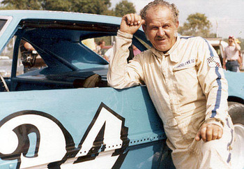 Wendell Scott broke NASCAR's color barrier