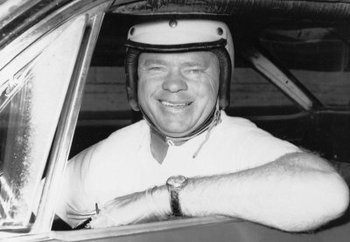 Joe Weatherly and Curtis Turner were a feared duo in the sport.