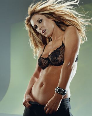 If I had to make a list of the hottest MILFs in sports, Jillian Barberie ...