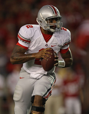 Pryor's Heisman hopes are shot