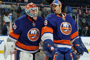 The Islanders are not quite ready to reach the playoffs
