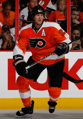 Chris Pronger leads one of hockey's best bluelines