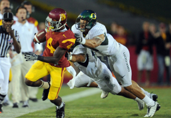 Oregon had better not be looking past UCLA toward USC next week