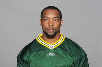 GREEN BAY, WI - 2009:  Anthony Smith of the Green Bay Packers poses for his 2009 NFL headshot at photo day in Green Bay, Wisconsin.  (Photo by NFL Photos)