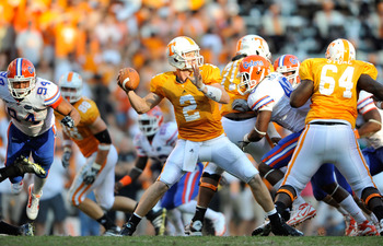 Will the extra week of preparation magically make UT's line better?  Probably not.