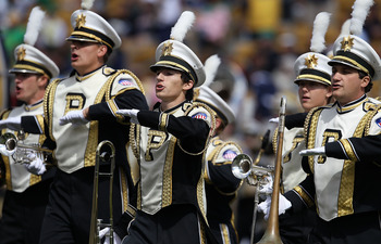 Purdue All-American Marching Band