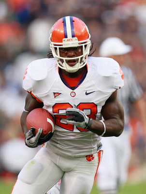Clemson Running Back Andre Ellington
