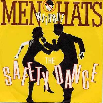Maybe the Men Without Hats hit The Safety Dance will help the Bears' o-line learn about keeping Cutler safe.