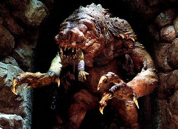 A Rancor Pit is sorely needed in Soldier Field. This would deter defensives from showing up.