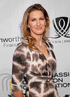 LAS VEGAS - OCTOBER 09:  Tennis player Steffi Graf arrives at the Andre Agassi Foundation for Education's 15th Grand Slam for Children benefit concert at the Wynn Las Vegas October 9, 2010 in Las Vegas, Nevada. The event raises funds to help improve educa