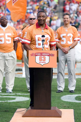 Lee Roy Selmon Is Honored In Tampa Bay