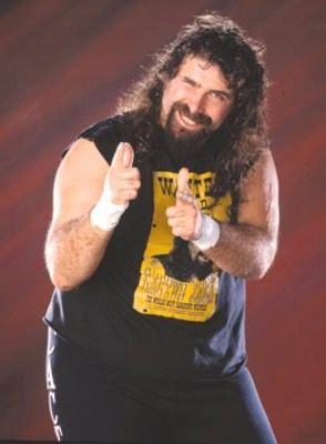 Mick Foley as Cactus Jack