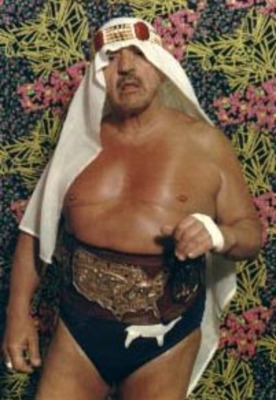 Ed Farhat, the original Sheik