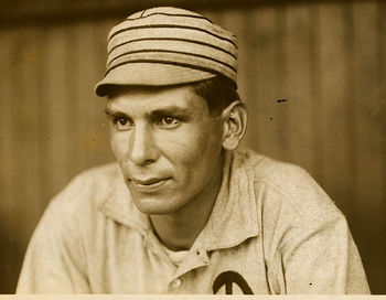 Chief_bender_philadelphia_athletics_pitcher_by_paul_thompson_1911_display_image
