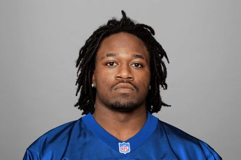 NASHVILLE, TN - 2007:  Pacman Jones of the Tennessee Titans poses for his 2007 NFL headshot at photo day in Nashville, Tennessee.  (Photo by Getty Images)