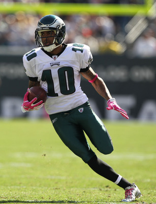 Desean Jackson and an explosive offense is a big reason why Philly could be in the hunt for the NFC crown