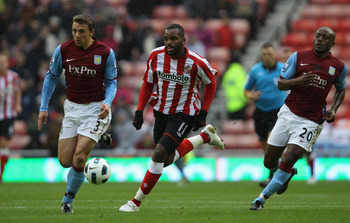 Darren Bent looks to be revitalizing his career with Sunderland